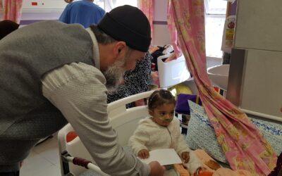 hastane çocuk ziyaretleri